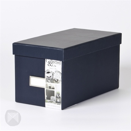 Collected & Co. by Micador Small Box - Grey $6.00