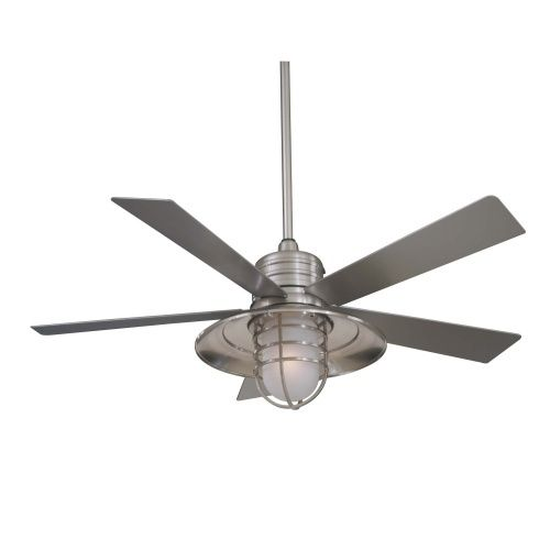 Minka aire mf582bnw rainman large fan 52 and larger ceiling fan
