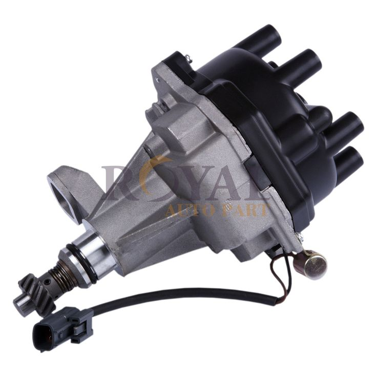 Cool Great Ignition Distributor For Nissan Quest Xterra 2000-2002 3.3L V6 22100-1W601 2018