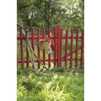 barrire bois buffalo bois h100 x l180 cm leroy merlin - Jardiniere Treillis Leroy Merlin