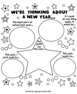 Great way to get kids to think about their goals!