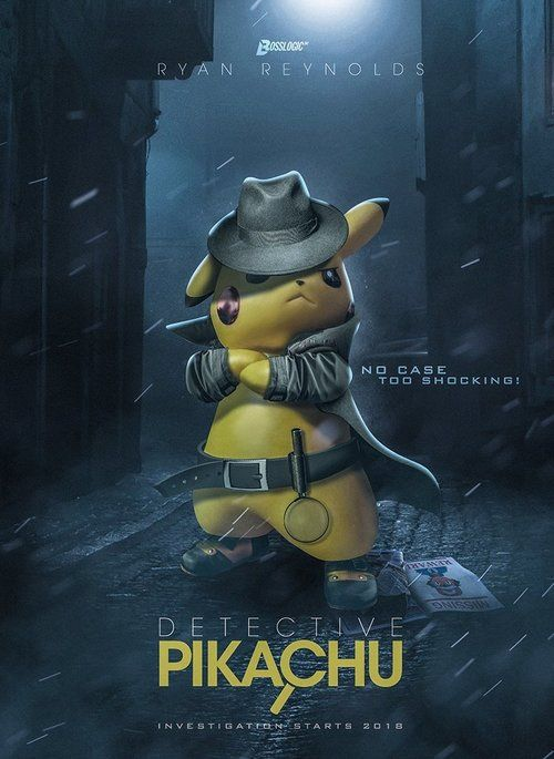 111568b42 Detective Pikachu 2019 | Download New Movies in 2019 | Movies to ...
