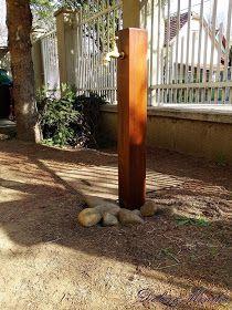 Dekor és Mentha: Előkert - A kerti csap
