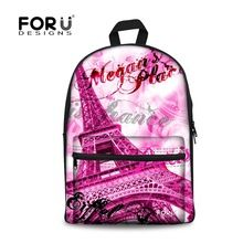FORUDESIGNS Paris Eiffel Tower Printing Backpack for Teenage Girls,School Bags for Teenagers,Children Canvas School Backpack     Tag a friend who would love this!     FREE Shipping Worldwide     Buy one here---> http://fatekey.com/forudesigns-paris-eiffel-tower-printing-backpack-for-teenage-girlsschool-bags-for-teenagerschildren-canvas-school-backpack/    #handbags #bags #wallet #designerbag #clutches #tote #bag