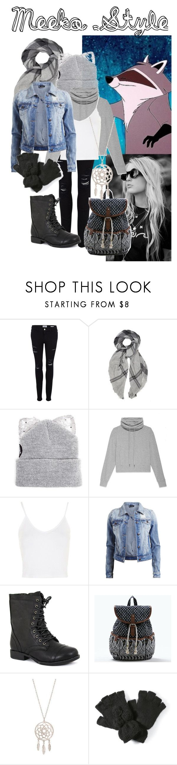 """""""Meeko Style"""" by blackest-raven ❤ liked on Polyvore featuring Frame, Tomas Maier, Silver Spoon Attire, Helmut Lang, Topshop, VILA, Pierre Dumas, American Eagle Outfitters and San Diego Hat Co."""