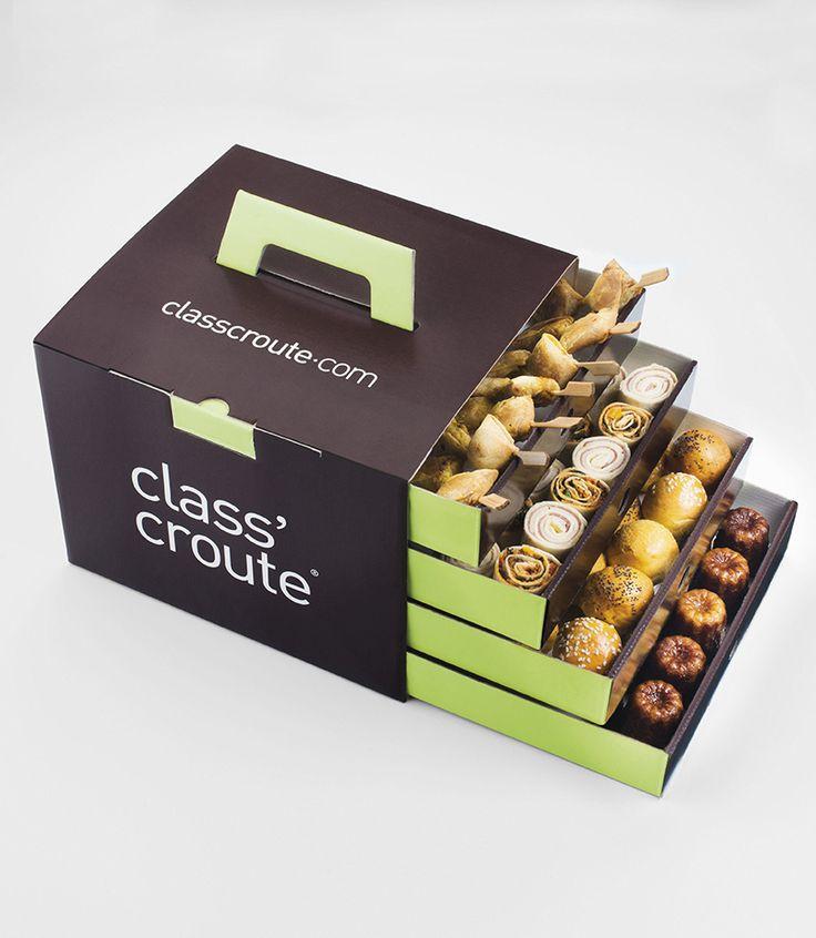 BOX SUCRÉES SALÉES : 130 pièces : - 30 mini brioches - 32 mini wraps - 32 brochettes de légumes croustillants - 36 mini canelés de Bordeaux