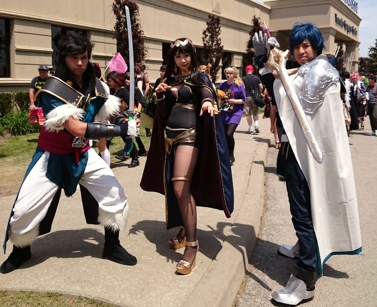 Anime North 2015 Photo by netofanart.deviantart.com #deviantart #netofanart #cosplay #photography #cosplayphoto #photoshoot cosplayphotography #photo #animenorth #cosplayer