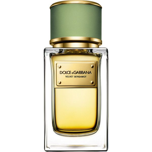 Dolce & Gabbana Velvet - Bergamot Eau de Parfum 50mL found on Polyvore