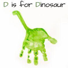 preschool dinosaur crafts - Google Search