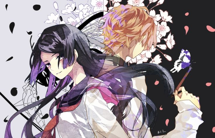 Tanizaki and Naomi, brother and sister who are extremely close and would do anything for the other. I do mean anything.