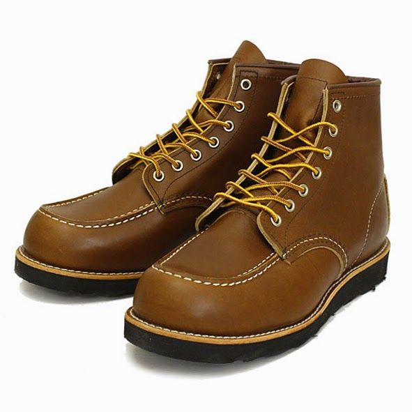 Red Wing Shoes Black
