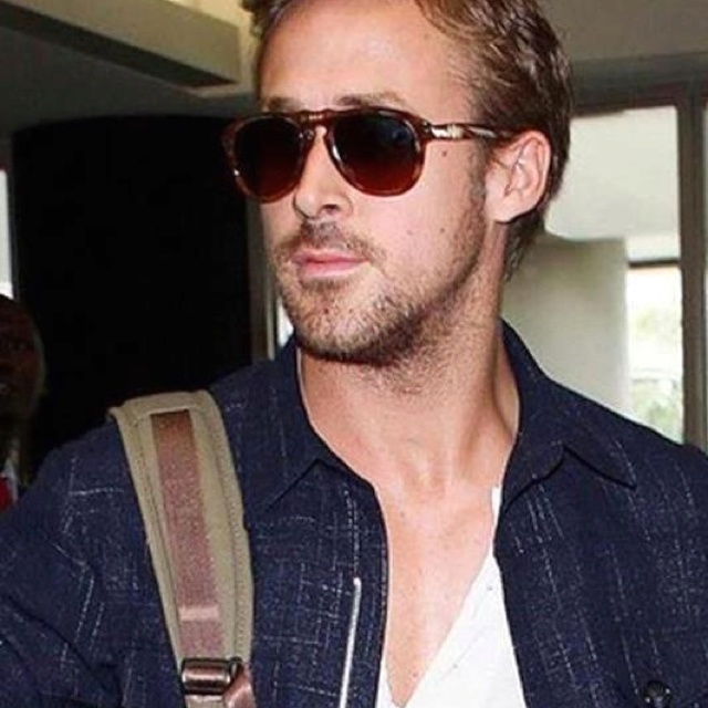 ryangosling in persols sunglasses persol eyewear. Black Bedroom Furniture Sets. Home Design Ideas