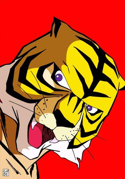 L'Uomo Tigre - タイガー・マスク