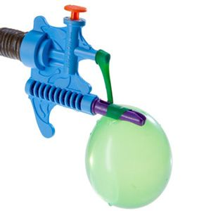 Tie-Not - Water Balloon Filler And Tying Tool...interesting!