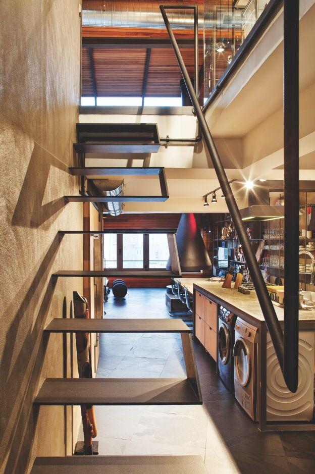 24 best Loft A images on Pinterest | Arquitetura, Loft design and ...