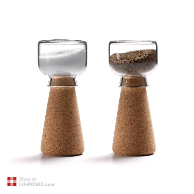 Par · Salt & Pepper Shaker · Materia® Amorim,