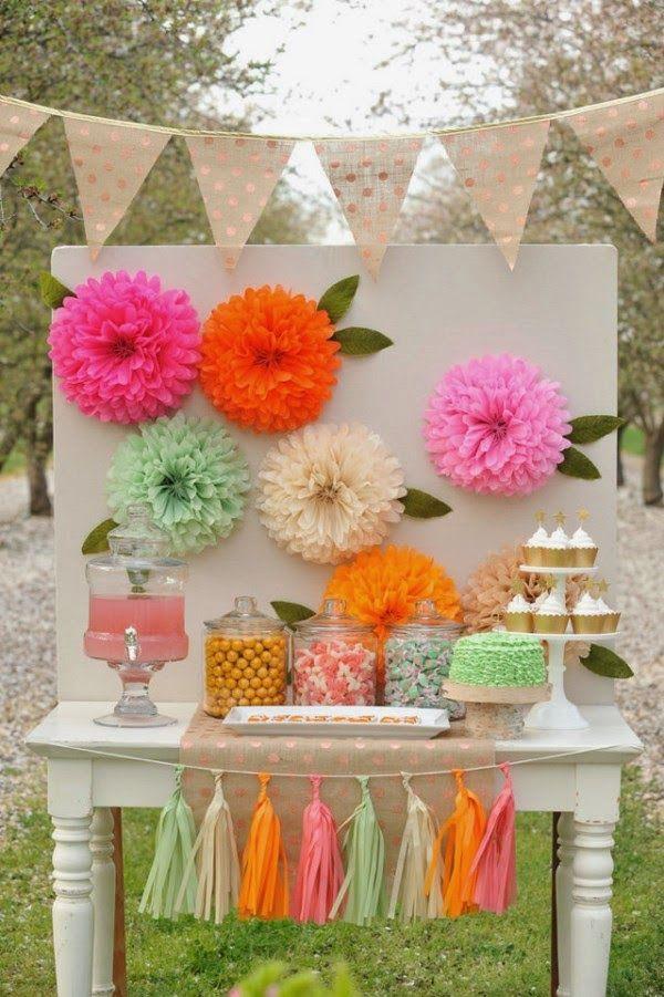 Le Frufrù, bellas flores de pompom