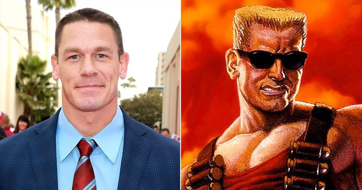 """John Cena in talks to star in 'Duke Nukem' movie          For once, John Cena might actually have to beef up for a role.    The wrestler-turned-actor is in talks to headline a big-screen adaptation of theDuke Nukemvideo game franchise, EW has confirmed. No writer or director is currently attached to Paramount project, which is being produced by Michael Bay's Platinum Dunes.    Attention!!! This is Just an Announce to view full post click on the """"Visit"""" Button Above"""