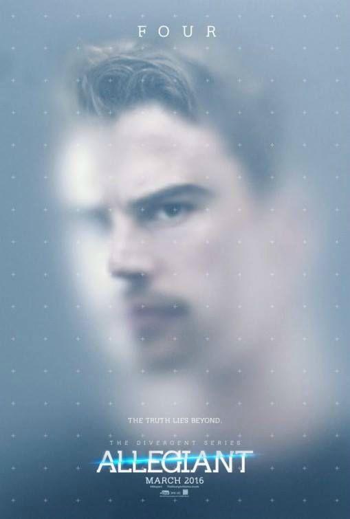Allegiant movie poster_Four