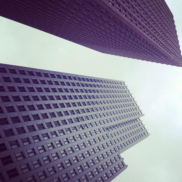 De kroon in Den Haag #070 #nieuwbouw #MAB #architectuur (Via Gerard Verhagen)