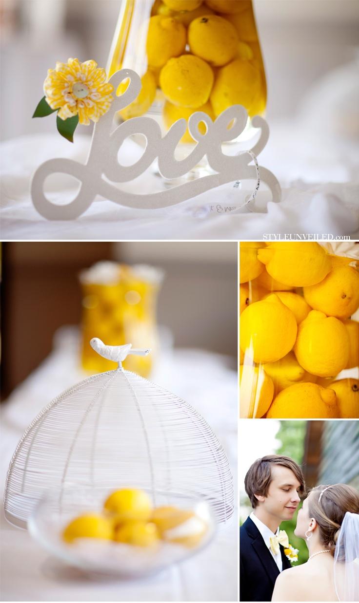 171 best Yellow Wedding! images on Pinterest | Yellow weddings ...