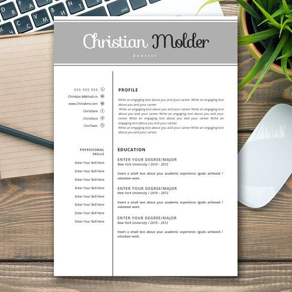 Resume-Cristian Molder @creativework247