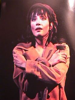 Photo: Tia as Eponine in Les Miserables on Broadway