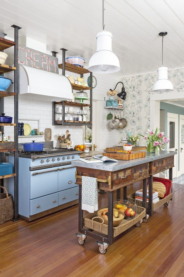 Creative Accent Wall Ideas To Turn Any Room Into A Work Of Art Farmhouse Kitchen Decor Farmhouse Kitchen Design Country Kitchen