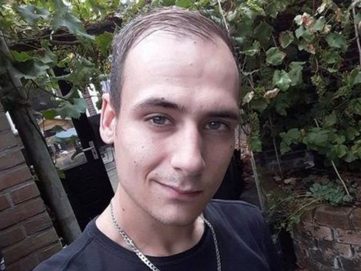 Het lichaam van Joey Hoffmann werd gevonden in een droge rivierbedding. Foto bron: onbekend.