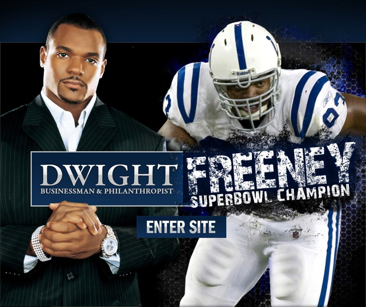 Dwight Freeney,  Thanks for 11 years of AWSOME!! You will be missed
