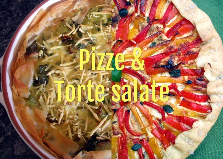 Pizze e torte salate light