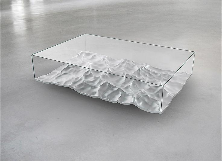 Pour la table LIQUID ALUMINIMUM,