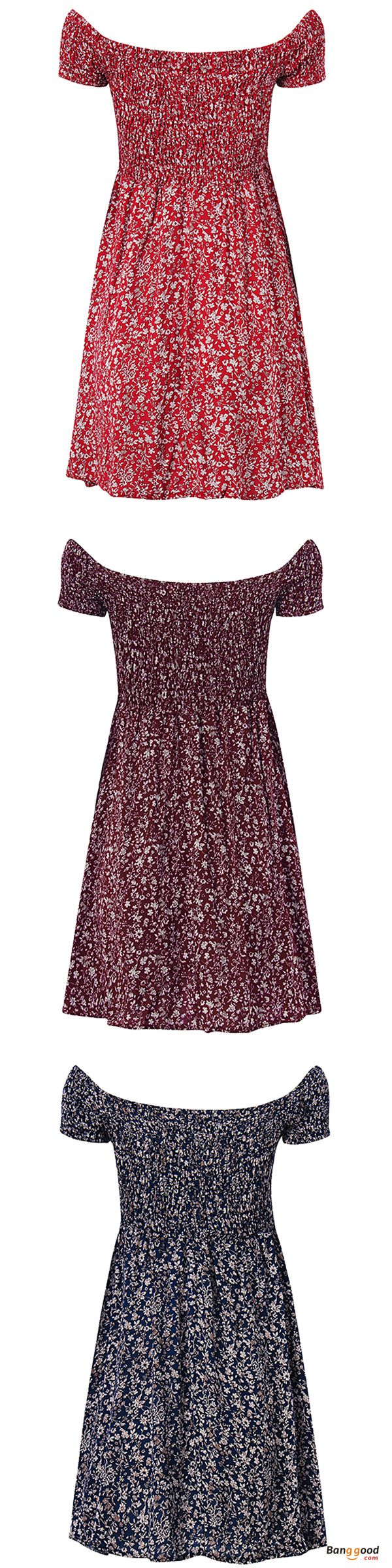 US$21.69+Free shipping. Women Dresses, Short Dresses, Dresses Casual, Dresses for Teens, Summer Dresses, Summer Outfits, Retro and Vintage Fashion. Home or out, love this retro summer dress. Size: XXS, XS, S, M, L. Color: Blue, Red, Wine Red.