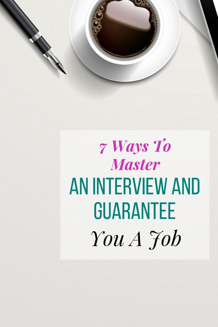 7 essential keys to a successful interview  u0026 guaranteed ways to get the job