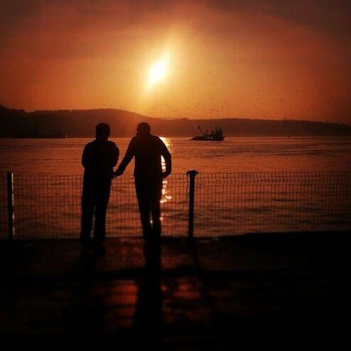 Güneşle sohbet