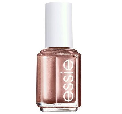 Here's the perfect rose gold polish.