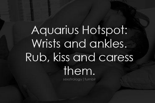 Aquarius Hotspot