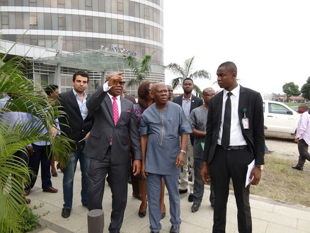 FOUR POINTS BY SHERATON HOTEL OPENS FOR BUSINESS SOON- Akan Okon Reveals   By Henshaw NYONG/Ruth ESSIEN His Excellency the governor (Mr Udom Emmanuel) has put everything in place in ensuring that this place (Four Points by Sheraton Hotel Ikot Ekpene) is put to use as soon as possible. Above all based on the discussions we have just finished with the consultants here I am very certain that the governor who is so desirous of seeing that this place is opened without delay will do the needful…
