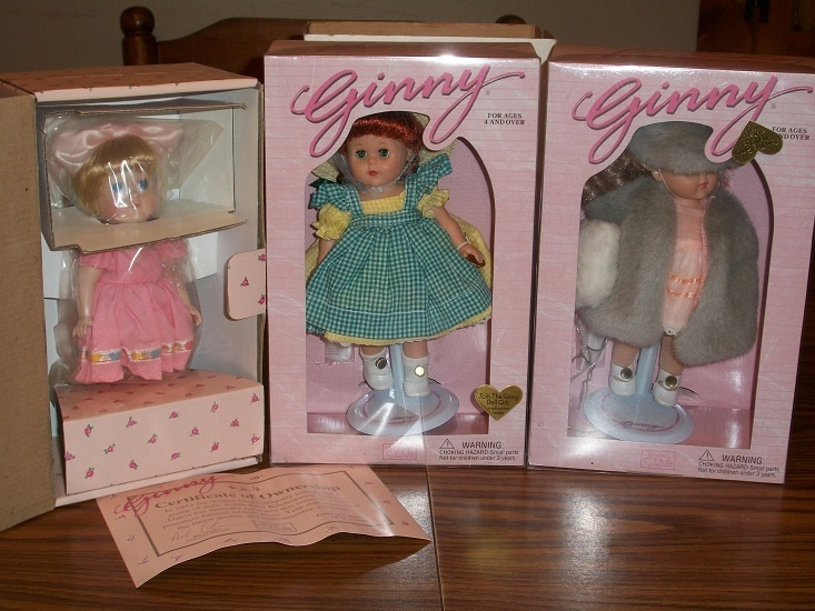 VOGUE GINNY DOLLS: Vogue Dolls, Ginny Dolls