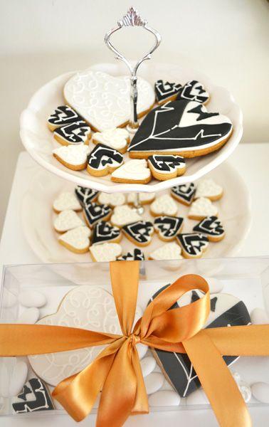 #groom and #bride #cookies