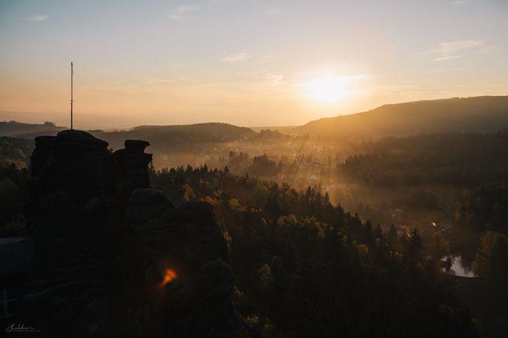 Sunrise by Tomáš Hudolin on 500px