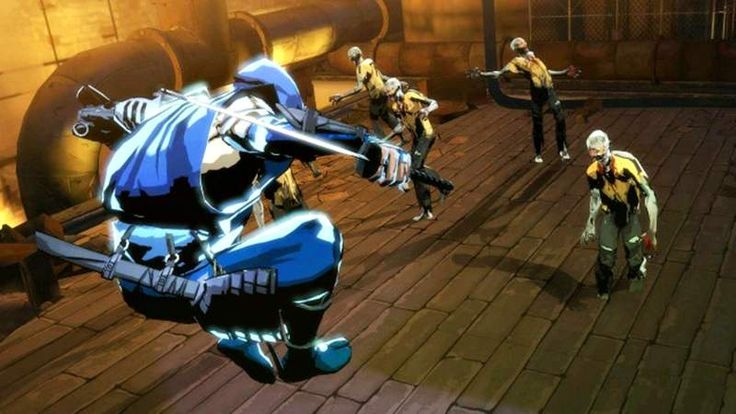 Ryu Hayabusa will fight with the main character, Yaiba Kamikaze. Initially they fought fierce enough, but Ryu was more dominant in a assault. Even Yaiba barely were killed by Ryu. http://www.hienzo.com/2015/09/yaiba-ninja-gaiden-z-pc-game-free-download.html