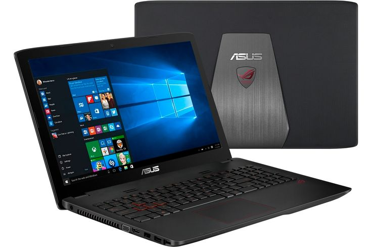 PC portable Asus G552VX-DM197T