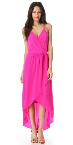beautiful summer or evening maxi dress from Charlie Jade - love the pop of color!    Get it here: http://rstyle.me/~u7ba