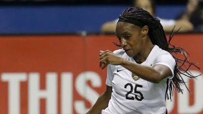 Crystal Dunn Joins Chelsea Ladies   Chelsea Ladies have made their first signing of 2017 with USA international Crystal Dunn. The 24years old who won the NWSL's Golden Boot awardin 2015 has signeda contract with the Bluesuntil 2018.  Dunn's who made her international debut in 2013 has been known to play in defence or midfield but has recentlybeen deployedinattack. She said It's a big personal challenge for me but I am ready to take this next step in my career. Playing for Chelseais a unique…