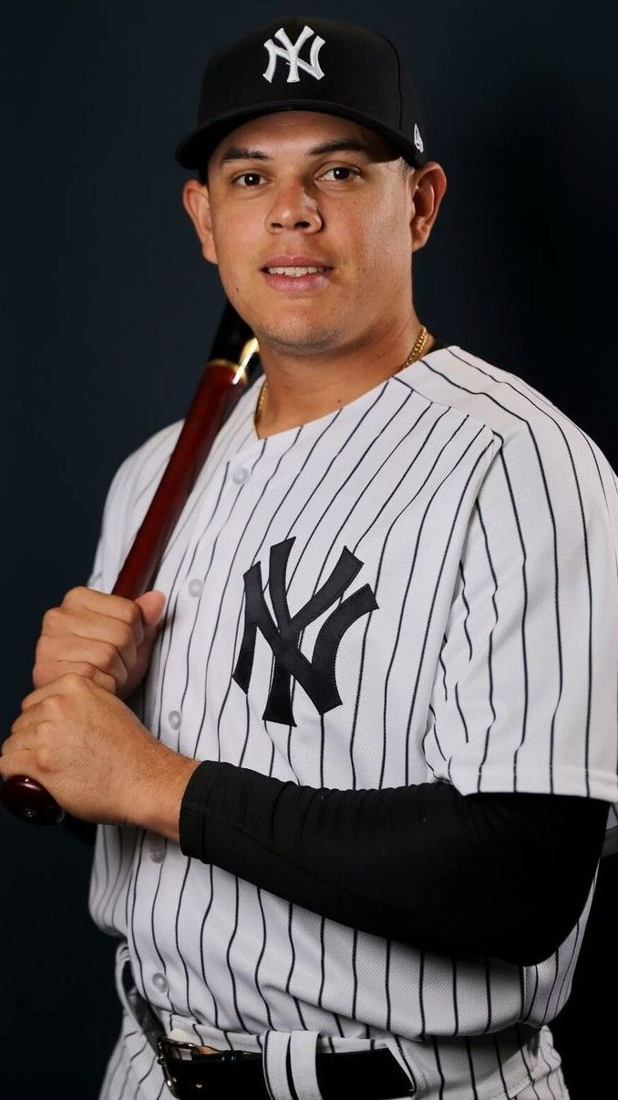 Gio Urshela New York Yankees Yankees New York Yankees Baseball