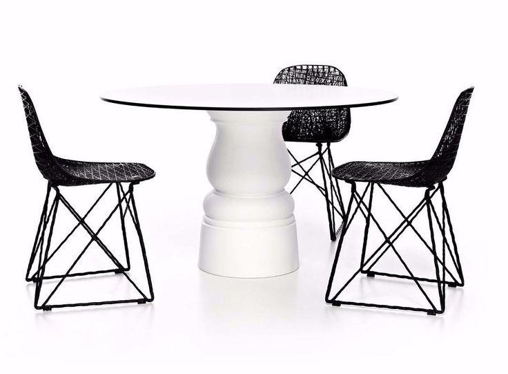 On instagram by mydecor.world #homedesign #contratahotel (o) http://ift.tt/23xe9p8 Conteiner combina formas suaves e arredondadas com um corpo esbelto: um sonho de muitos.#inspiração #mesa #container #moooi #Holanda #table #Marcel #Wanders #moderna #design #designinterior #decoração #decor #designfurniture  #decorate #homelove #móveis #estilo #despojado #mydecor #designmoveis #product #meudecor