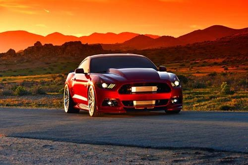 George Farmer's 2015 Ford Mustang GT