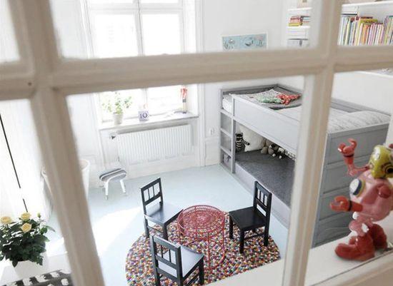 IKEA KURA BED HACKS | Mommo Design                                                                                                                                                                                 More