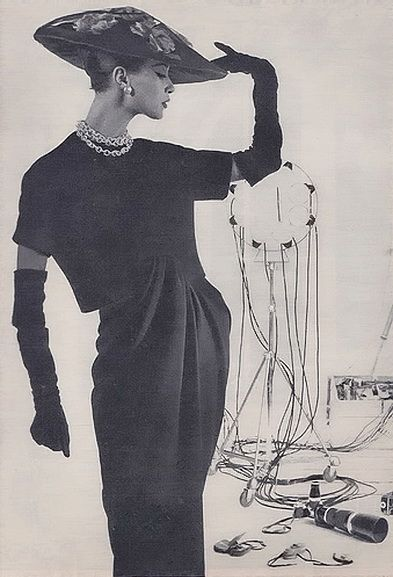 Christian Dior <3 1956